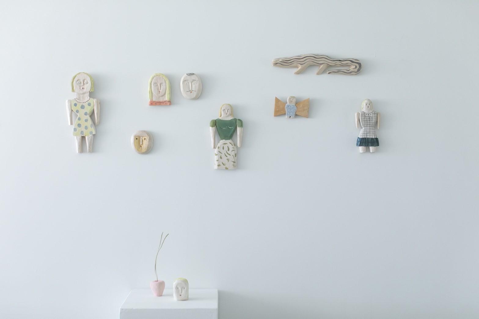 企画展《TO SEE Archive:06》<br>Yuko Kan Solo exhibition 「SHOKISAN」