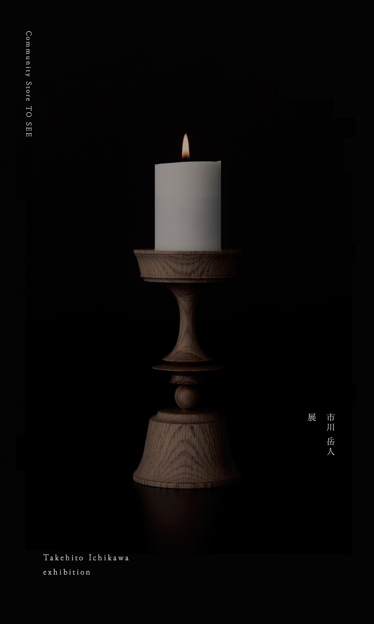 企画展《TO SEE Archive:15》 <br>市川 岳人 展